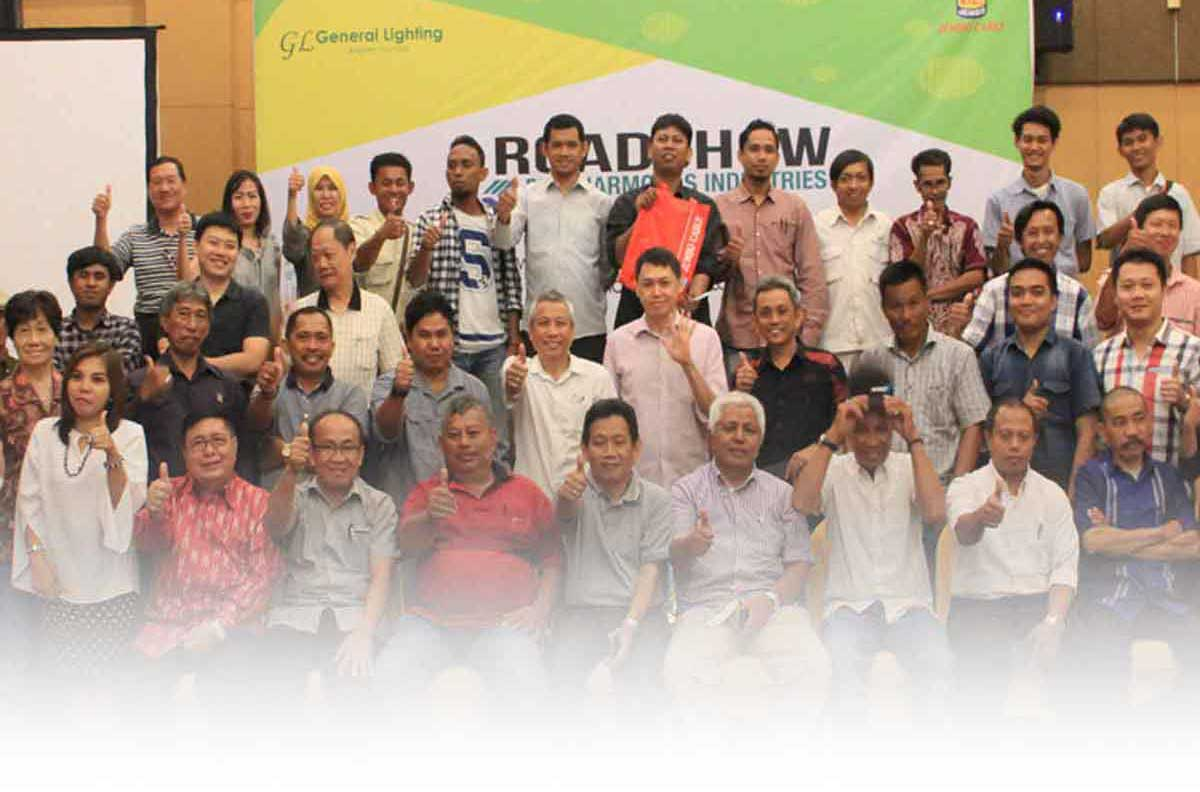 Roadshow PT Sinarmonas Industries di Seluruh Indonesia