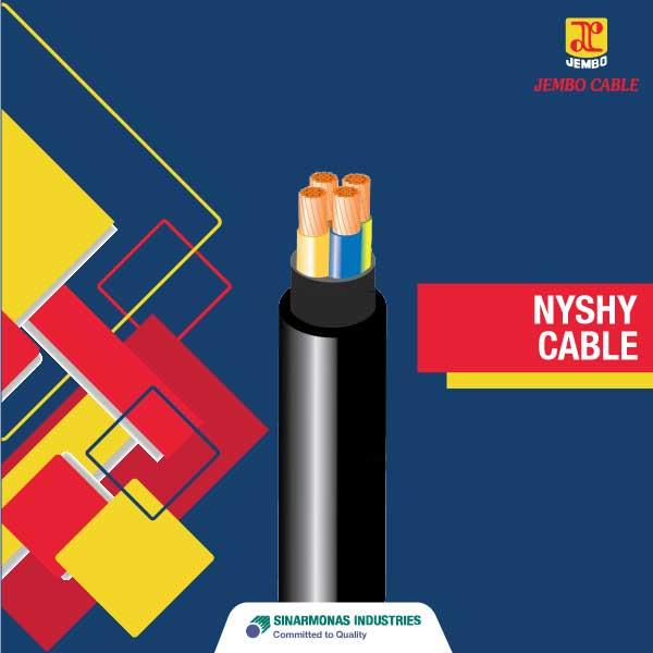 Kabel NYSHY