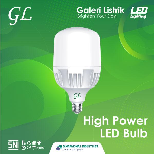 Lampu LED High Power LED Bulb