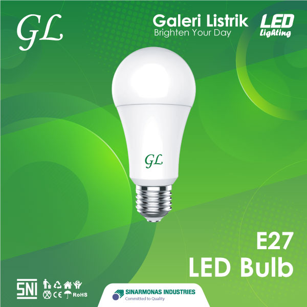 Lampu LED Bulb E 27