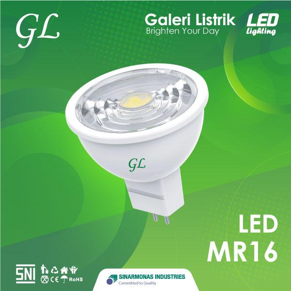 Lampu LED MR 16 Series