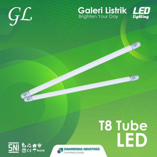 Lampu LED T8 Tube