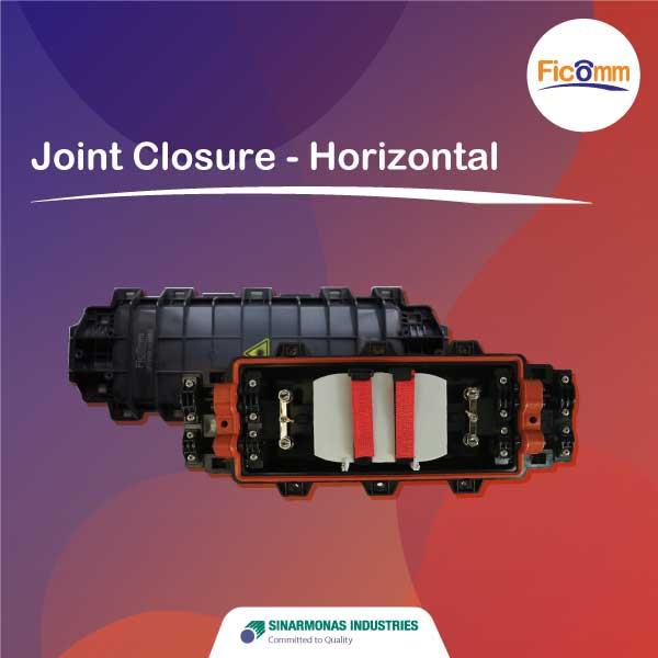 FTTH Ficomm - Joint Closure (Horizontal)