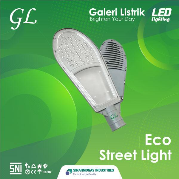 Lampu LED Eco Street Light